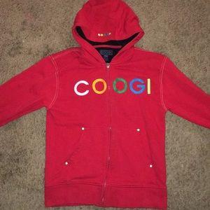 Coogi hoodie